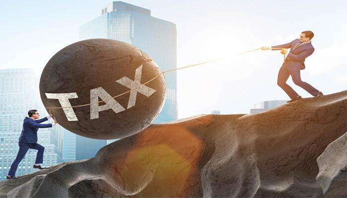 ハイロー税金